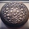 Spectacular Antique Silver Overlay Tortoiseshell Vanity Box