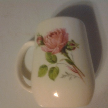 rose cup - China and Dinnerware