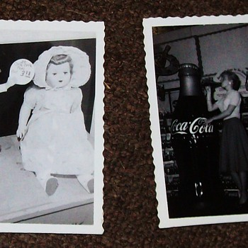 more photo's of 50's Coke advertising - Coca-Cola