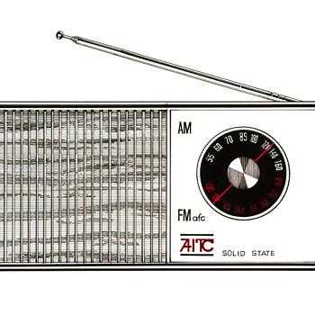 My homage to the radio / series of ten drawings.