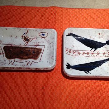 Mystery pottery!