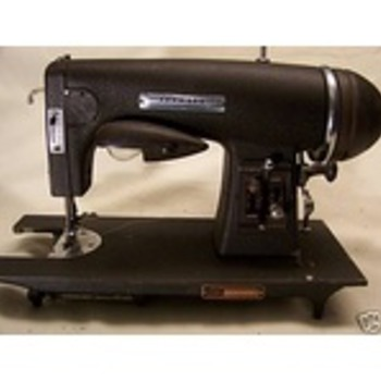 Vintage 1942 Imperial Kenmore Rotary Sewing Machine Model # 117.591 - Sewing