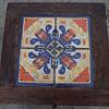 Oak and Tile California Table