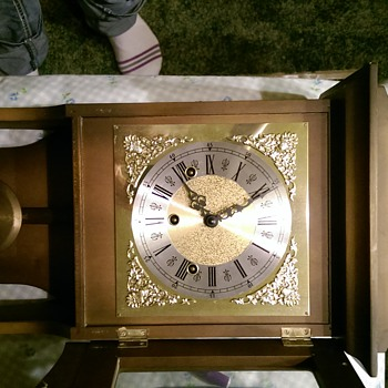 Grand Prix Grandfather Clock