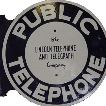 Lincoln Telepone and Telegraph Public Telephone