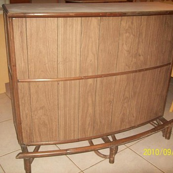 Mid Century Bar