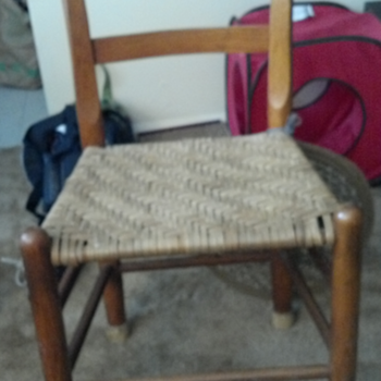 Chairs from my Grandma