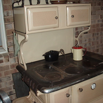 Kitchen cook stove - Kitchen