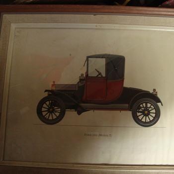 1911 model t picture