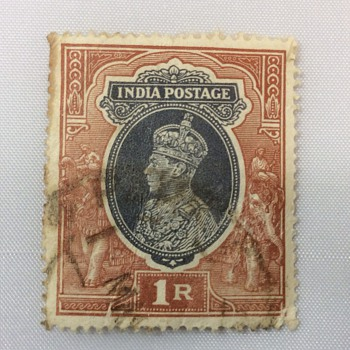 Indian stamp - Stamps