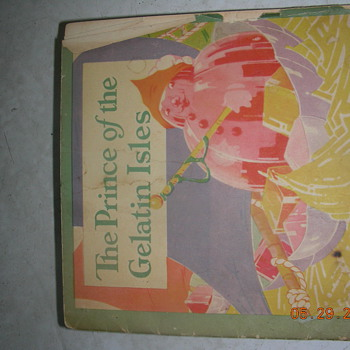 Royal Gelatin 1926 promotional