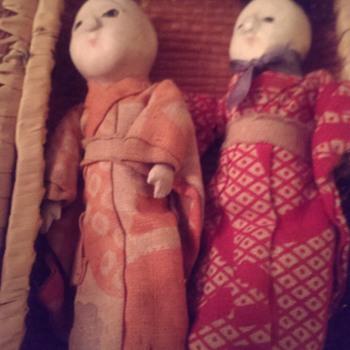 Japanese Comfort Dolls - Dolls
