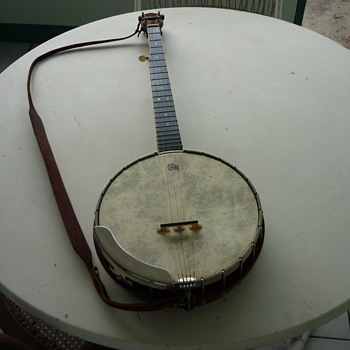 Thought I made a banjo !