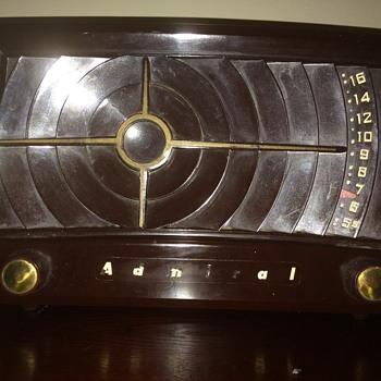Admiral Radio - Radios