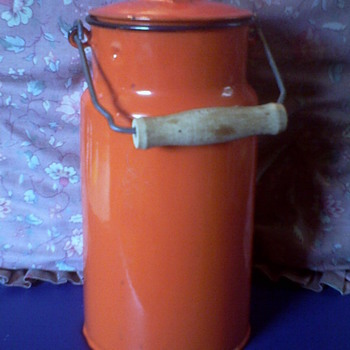 Polish Milkcan - Kitchen