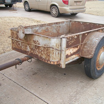 Another Old Trailer... - Tools and Hardware