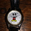 Unique Pose Mickey Mouse Watch