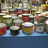 Coffee Tins at Renninger&#039;s Sunday Morning Antiques Show