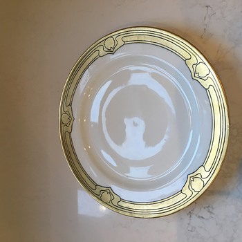 Vintage Haviland France China Plate