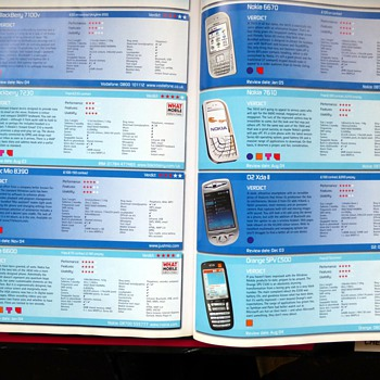 2005-mobile phones-pt 2-'which mobile' monthly magazine. - Telephones