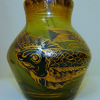 Revisiting this fish vase - Art Glass