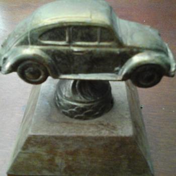 Vintage Racing Trophies