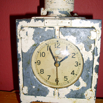 1928 - 31 General Electric Premium Clock, Monitor - Art Deco