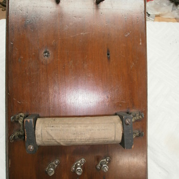 early walnut western electric subset ? - Telephones