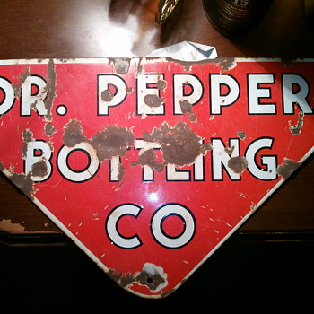 Dr. Pepper  - Signs