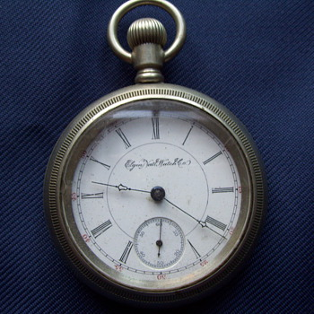 grampas pocket watch - Pocket Watches