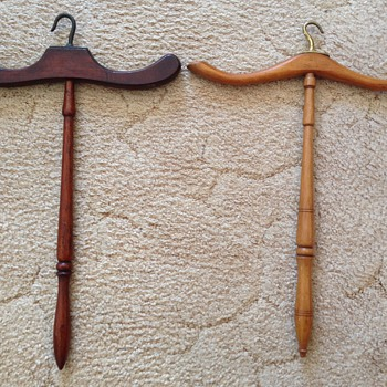 Antique Coat Hangers?