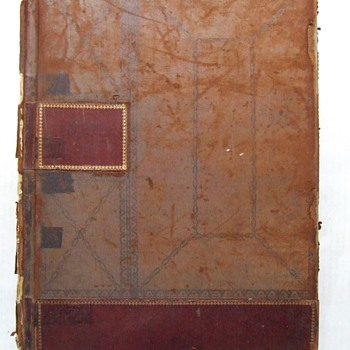 1891 San Patricio County, Texas, Land Survey & Deed Record Book