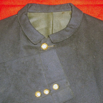 US Army Model 1884 Enlisted Man's Jacket - Military and Wartime