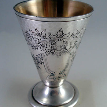 Reed & Barton Mint Julep cups?  - Sterling Silver
