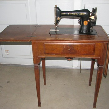 Singer sewing machine in need of TLC
