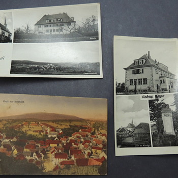 Postcards Germany WWII