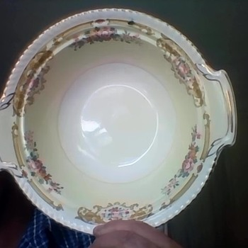 Old English Johnson Bros bowl