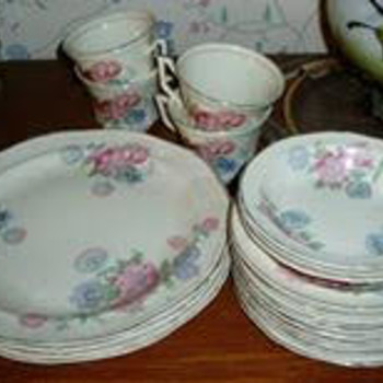 E. Knowels China. Anyone know the pattern name? - China and Dinnerware