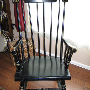 My old rocking chair