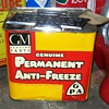 GM antifreeze can