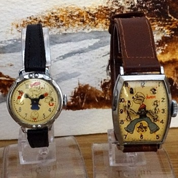 Popeye Watches - Wristwatches