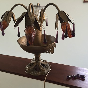 Unusual Lamp