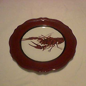 LOBSTER  ANYONE? - China and Dinnerware