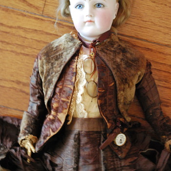19th Century Doll - Dolls