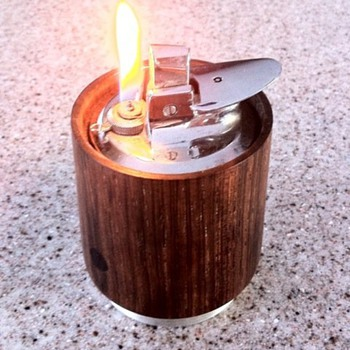 Ronson Table Lighter - Tobacciana