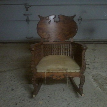 love this chair - Furniture
