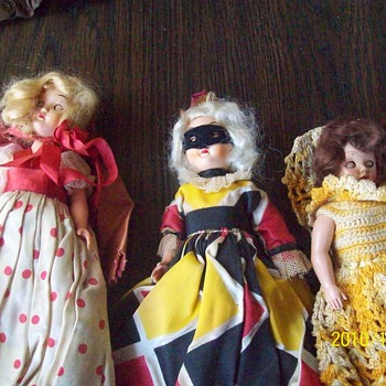 Old Dolls - Dolls