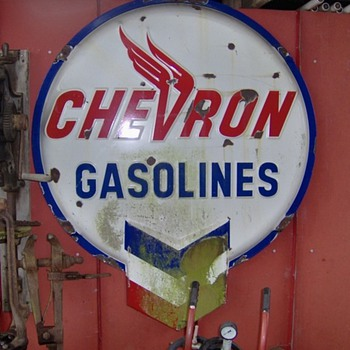 west coast Chevron - Petroliana