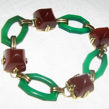 Repost of 14kt slave bracelet - Fine Jewelry