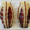 Big Kralik Bambus Vases 